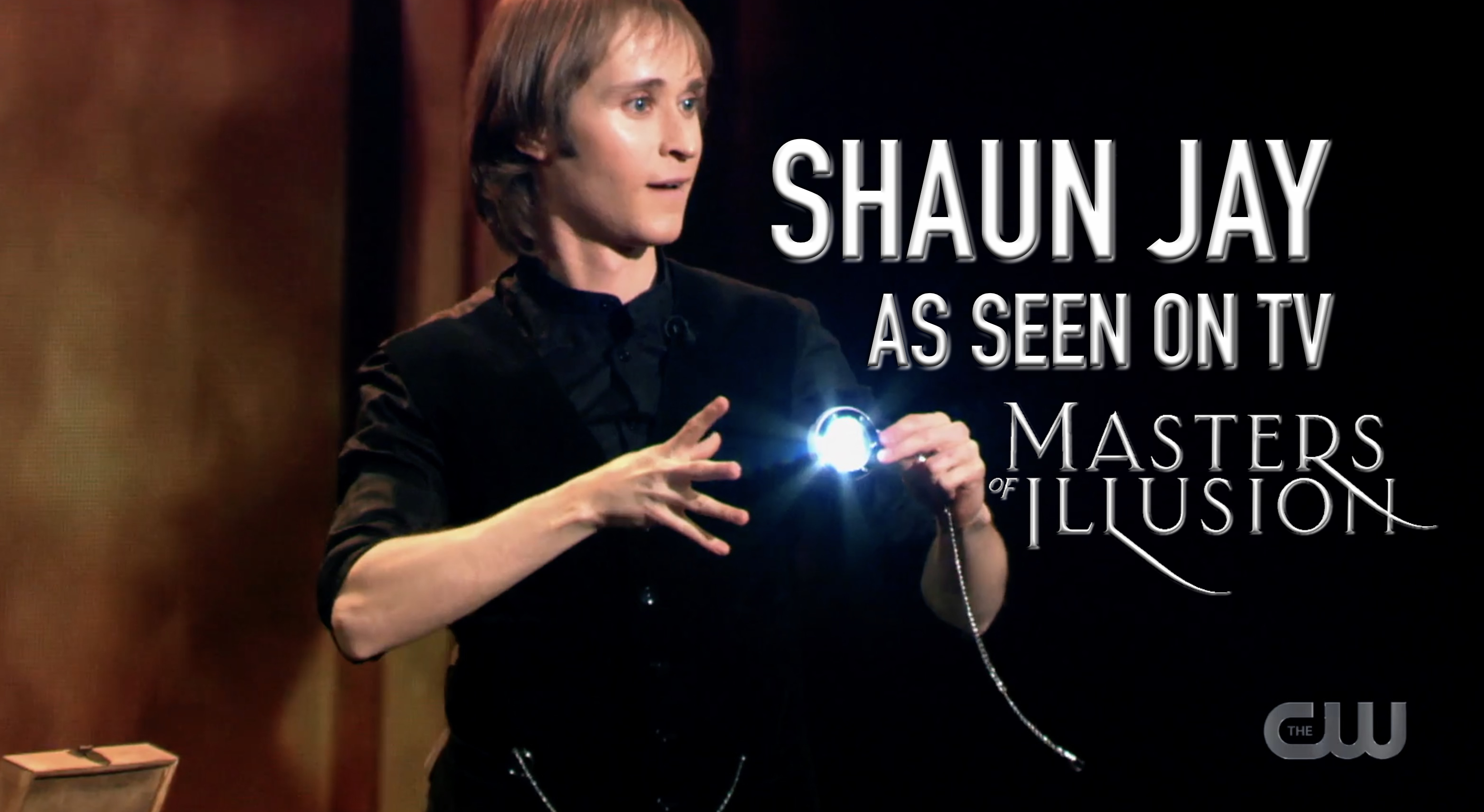 Masters of Illusion Shaun Jay